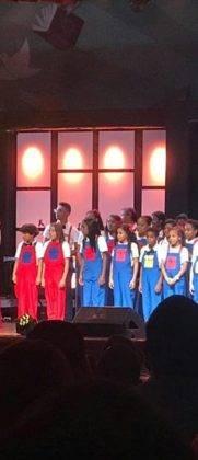 Corito Chichigua premio al ministerio musical infantilde Santo Domingo 17