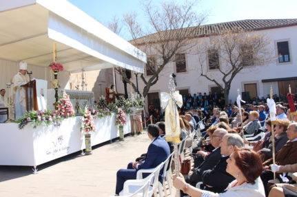 Coro y orquesta jubilar de Herencia en Malagon7 431x287 - El Coro y la orquesta Jubilar de Herencia actuó en Malagón