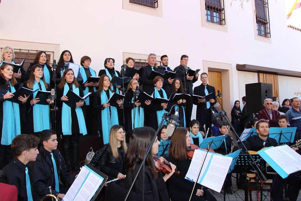Coro y orquesta jubilar de Herencia en Malagon8 - El Coro y Orquesta Jubilar de la parroquia dará dos conciertos en la provincia de Jaén