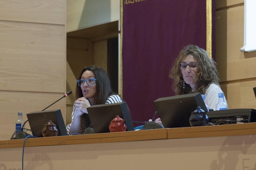 """Día del Sahara 1 - Presentado el libro """"Otro día más"""" en la facultad de Educación de Ciudad Real"""
