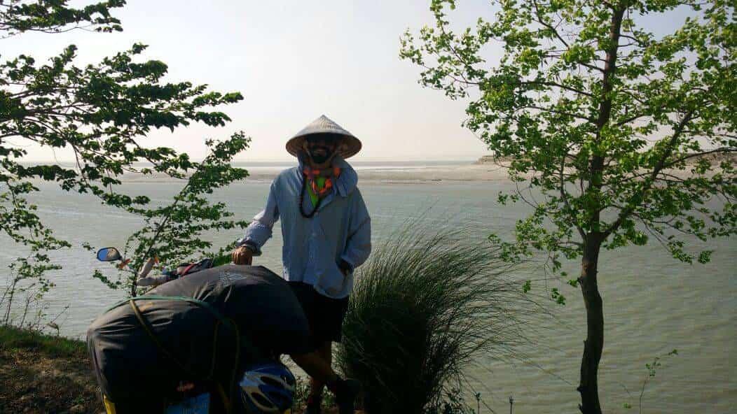 Elias Perle por el Mundo27 - Perlé de Cuaresma recorriendo India de Oeste a Este. Etapas 321 a 358