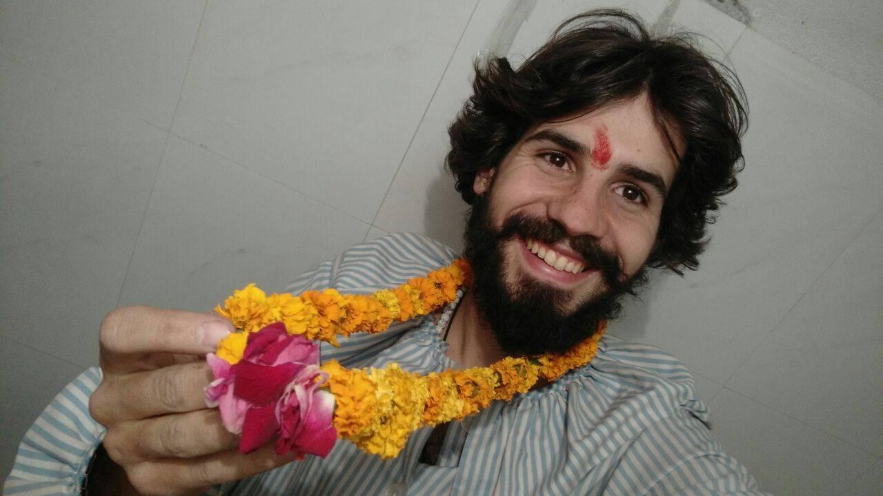 Elias Perle por el Mundo59 - Perlé de Cuaresma recorriendo India de Oeste a Este. Etapas 321 a 358