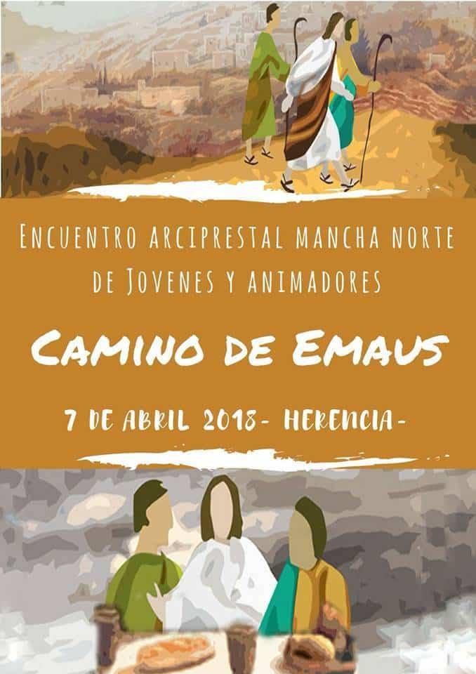 Encuentro arciprestal Mancha Norte - Jóvenes del arciprestazgo Mancha Norte se reunieron en Herencia