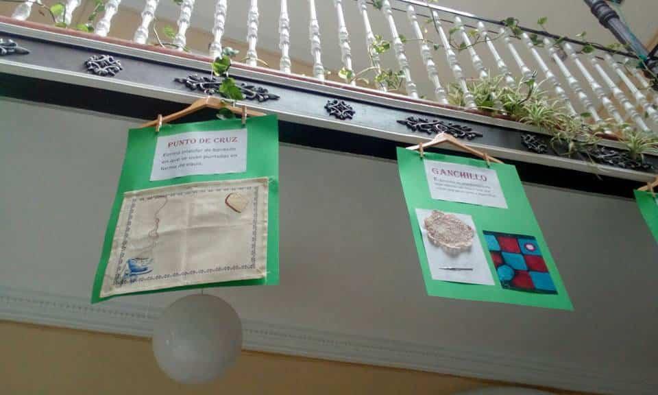 La Casa de Herencia acoge la exposición Herencia entre Costuras 3
