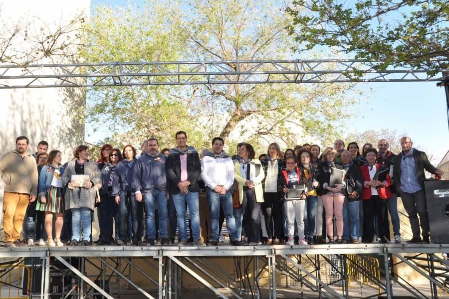Fiesta de la participación de las Universidades Populares de Ciudad Real - Herencia estuvo en Pedro Muñoz el Día de la Participación de las Universidades Populares