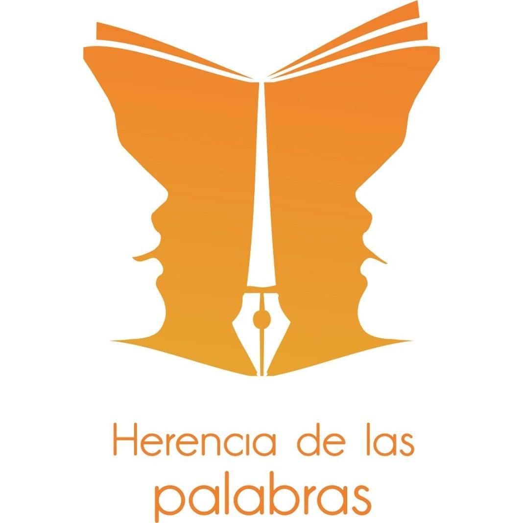 Logotipo Herencia de las palabras 1068x1068 - Santiago González gana el concurso del logotipo de Herencia de las palabras