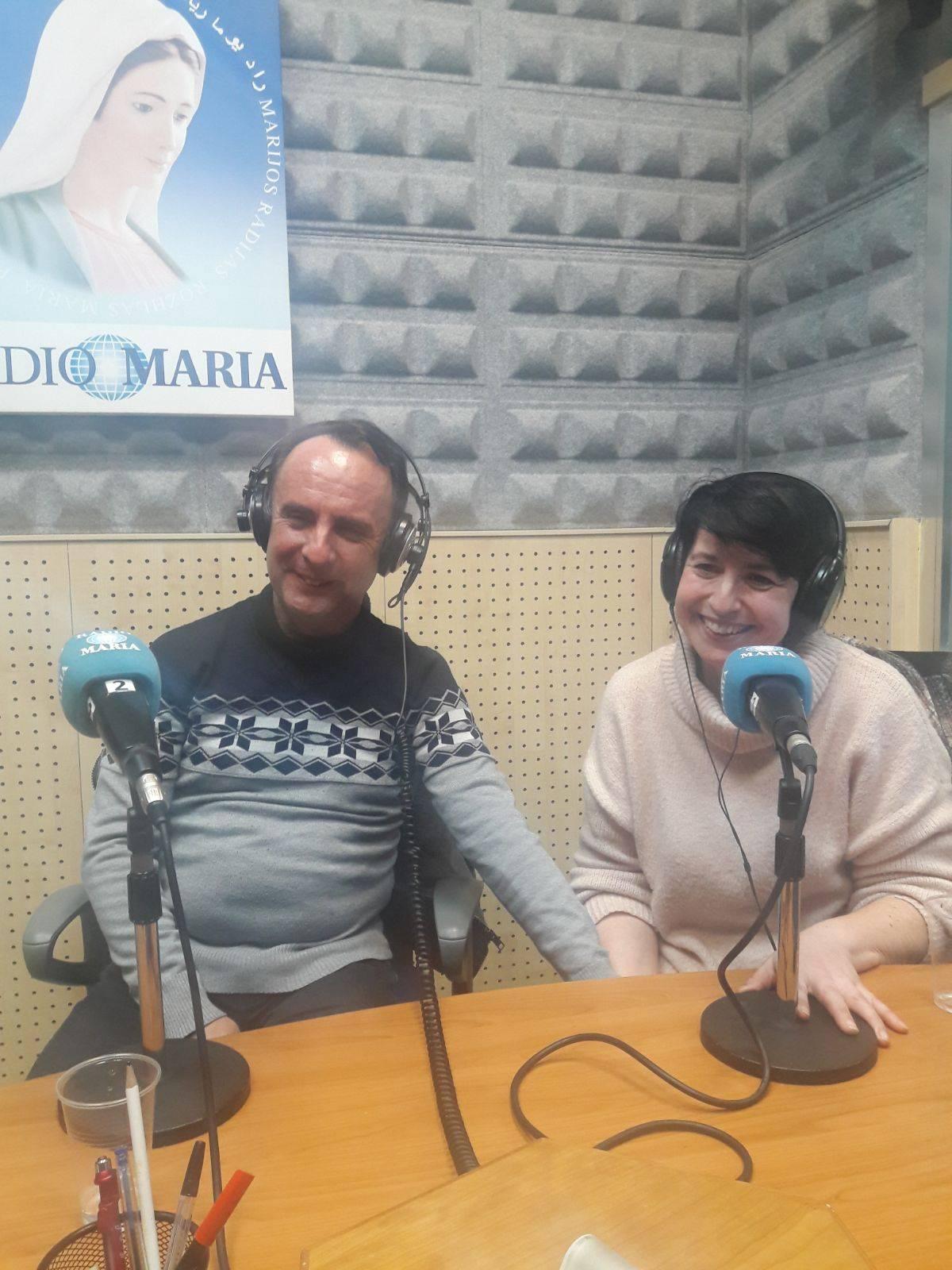Miguel y Mariavi Cis Adar 1 - Cis Adar da un concierto en Toledo