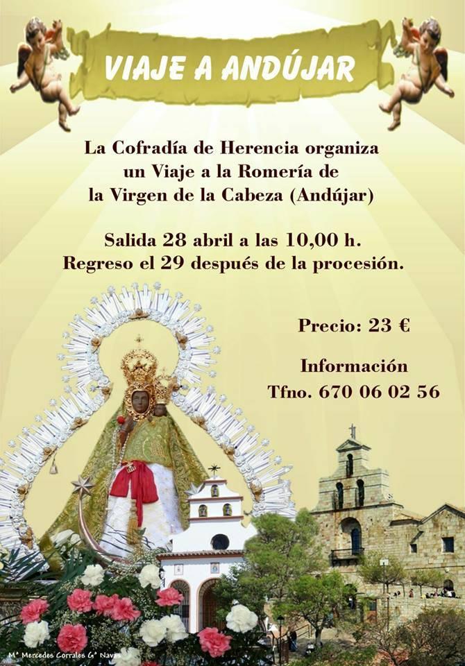 Viaje a Andújar - Viaje a la Virgen de la Cabeza de Andújar