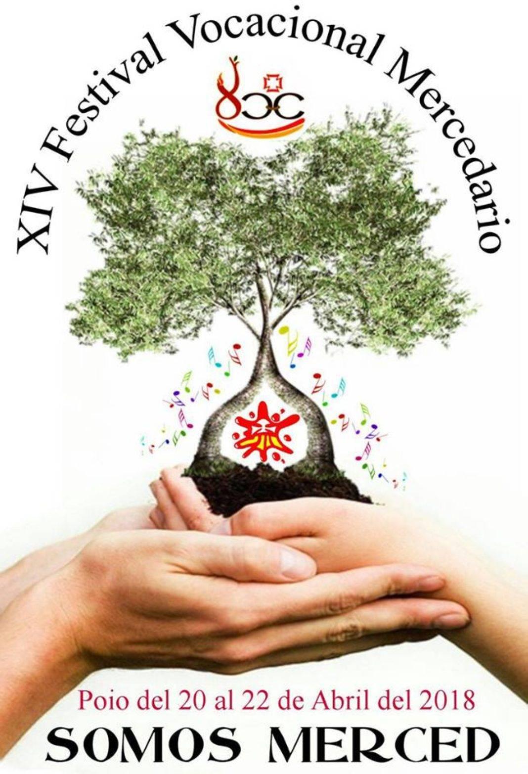XIV Festival vocacional mercedario 1 1068x1565 - Herencia estará el el XIV Festival Vocacional Mercedario de Poio