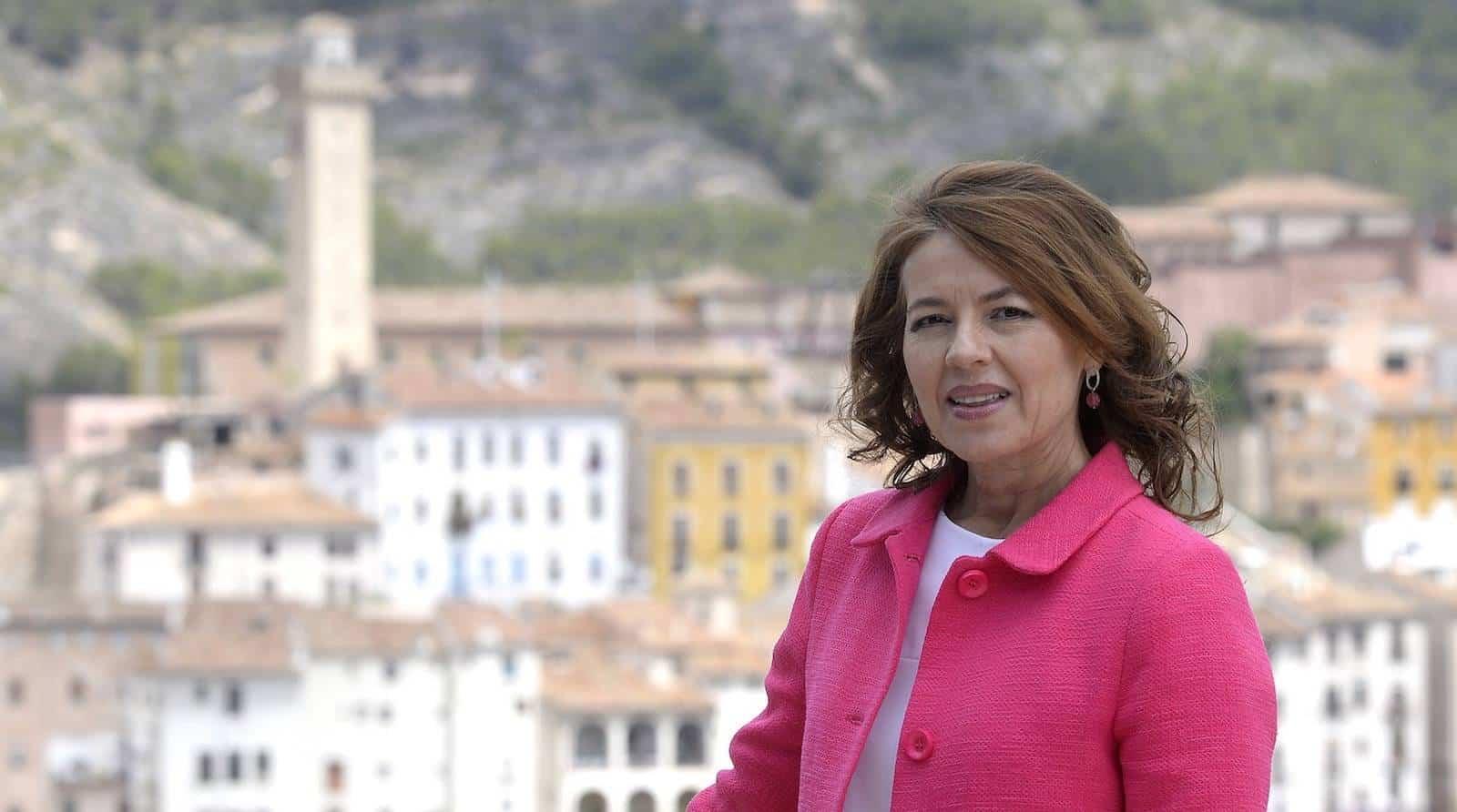 aurelia sanchez consejera bienestar social clm - La mirada del párkinson