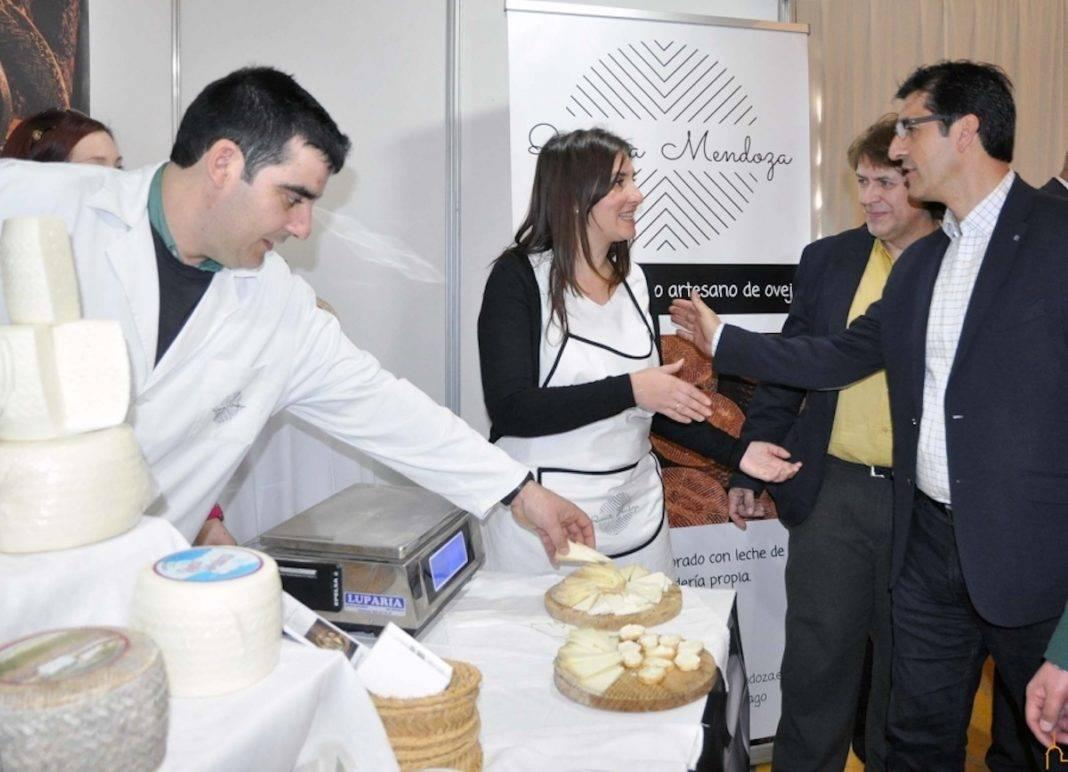 """Caballero inaugura el sábado """"Los Sabores del Quijote"""" dedicada al queso 4"""
