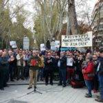 concentraciones cazadores clm 6 150x150 - Miles de cazadores toman las calles de Castilla-La Mancha para reivindicar la caza