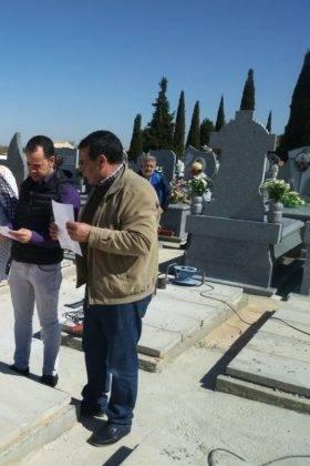 construccion nuevas fosas cementerio municipal herencia 1 280x420 - Tubyder suministra el material para las nuevas fosas del Cementerio Municipal de Herencia