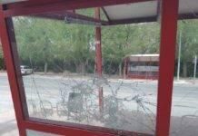 Ciudadanos denuncia el estado de la parada de autobuses de Herencia