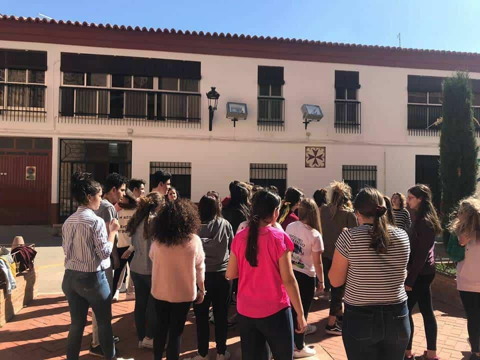 curso en Herencia de monitores de ocio y tiempo libre de la escuela diocesana - Curso de monitores de ocio y tiempo libre en la parroquia de Herencia