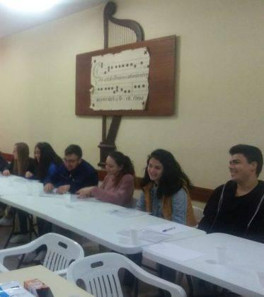 Curso de monitores de ocio y tiempo libre en la parroquia de Herencia 13
