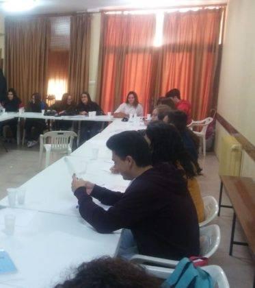Curso de monitores de ocio y tiempo libre en la parroquia de Herencia 12