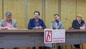 """El vicepresidente de la Diputación presenta el libro """"Conflictividad Social y Patrimonio"""" escrito por Juan Francisco Prado 3"""