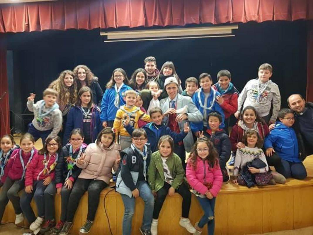 Jóvenes del arciprestazgo Mancha Norte se reunieron en Herencia 13