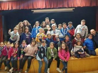 encuentro de jovenes del arciprestazgo mancha norte en Herencia 341x256 - Jóvenes del arciprestazgo Mancha Norte se reunieron en Herencia