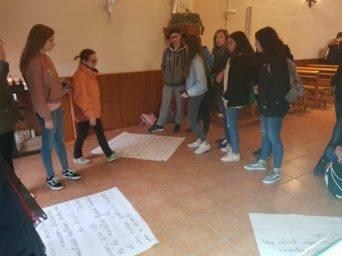 encuentro de jovenes del arciprestazgo mancha norte en Herencia1