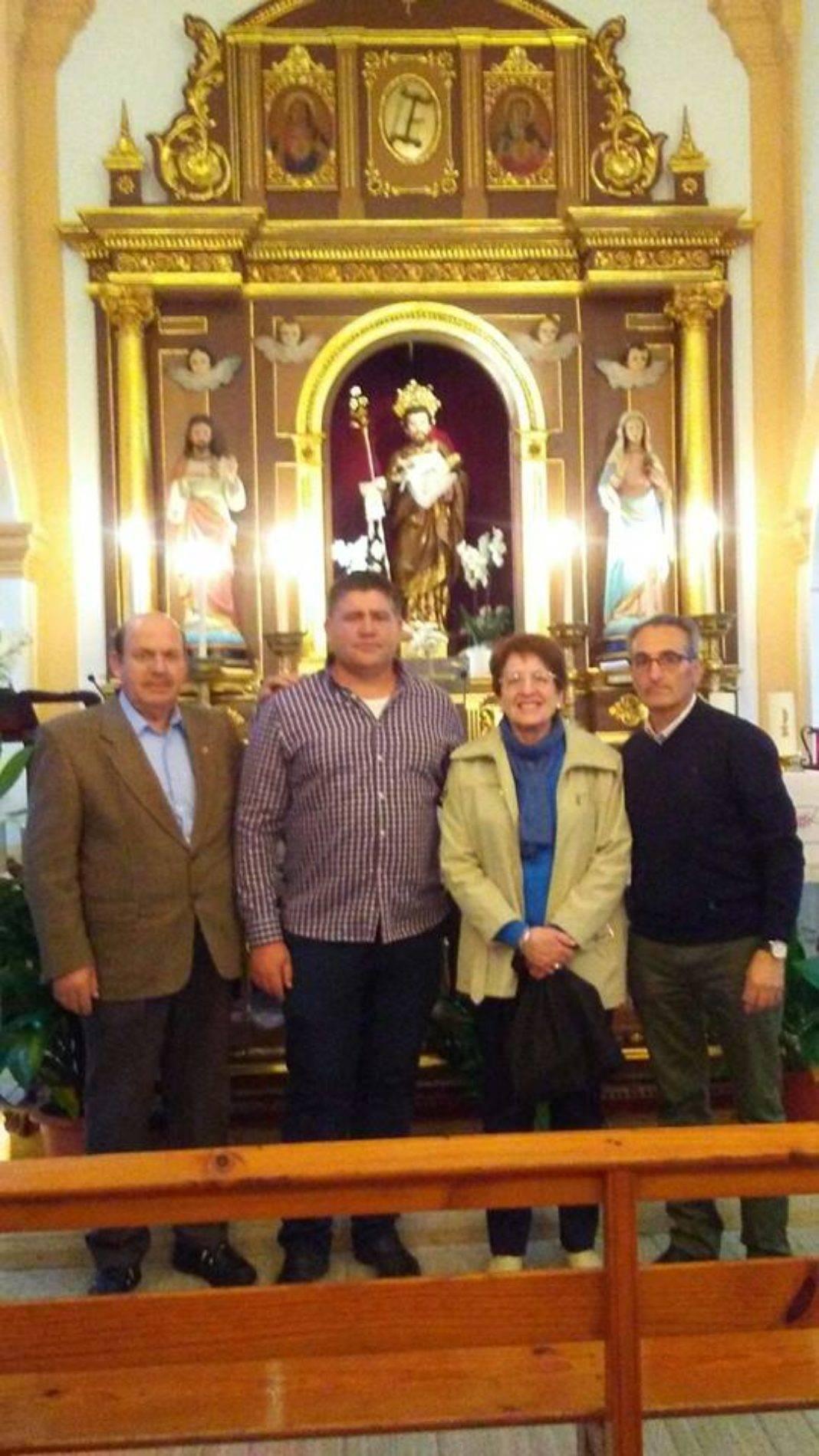 La Hermandad de San José colabora con el centro Siloé de Cáritas 4