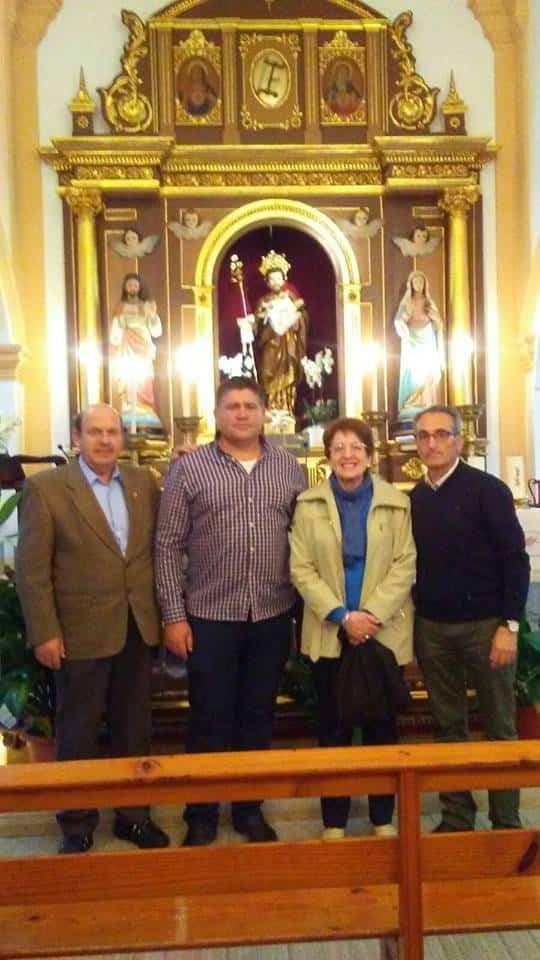 La Hermandad de San José colabora con el centro Siloé de Cáritas 3