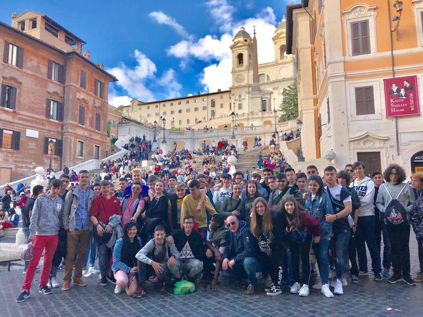 Alumnos del colegio Seminario Menor Mercedario viajan a Roma2 - Alumnos del colegio Seminario Menor Mercedario viajan a Roma