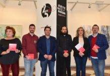 """La exposición """"Arte que ronda"""" de la Diputación de CR incluye la obra de un artista herenciano"""