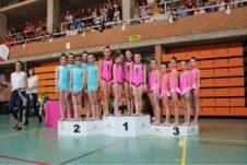 Celia Martin en el campeonato regional de gimnasia ritimica de Albacete1 226x151 - Celia Martín subcampeona regional alevín de gimnasia rítmica