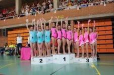 Celia Martin en el campeonato regional de gimnasia ritimica de Albacete2 226x150 - Celia Martín subcampeona regional alevín de gimnasia rítmica