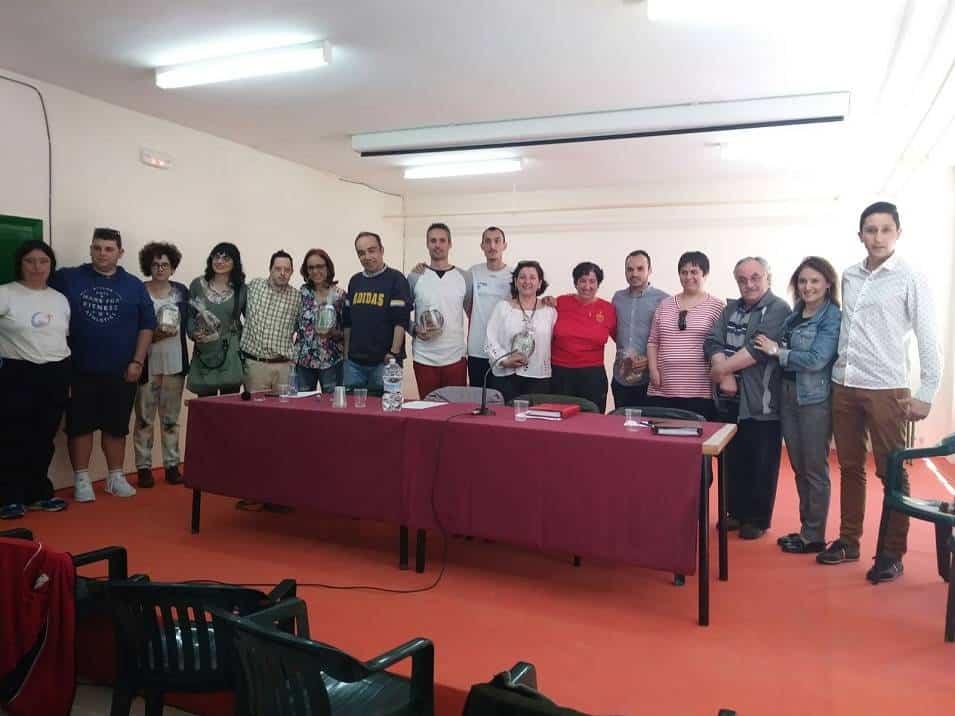 """Clausura de las IV Jornadas de Sensibilización sobre """"Capacidades Diferentes"""" 3"""