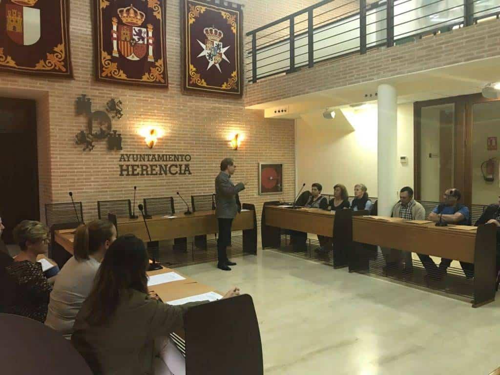 Constituido el pleno vecinal en Herencia1 - Constituido el pleno vecinal que gestionará los presupuestos participativos