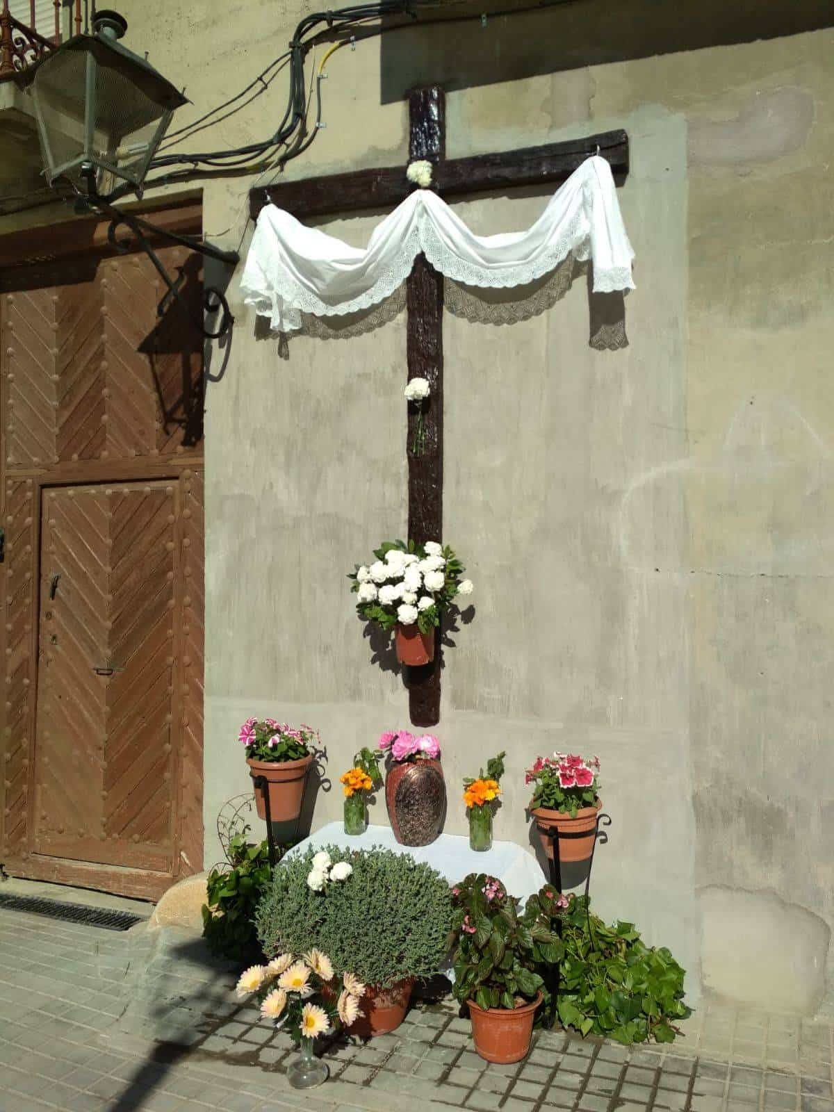 Las cruces de Mayo vuelven a Herencia 12