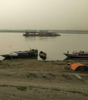 Elías Escribano llega a Bangladesh. Crónica de Perlé por el mundo 129