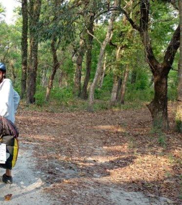 Elías Escribano llega a Bangladesh. Crónica de Perlé por el mundo 115