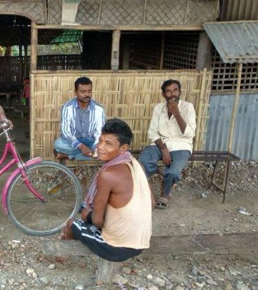Elías Escribano llega a Bangladesh. Crónica de Perlé por el mundo 111
