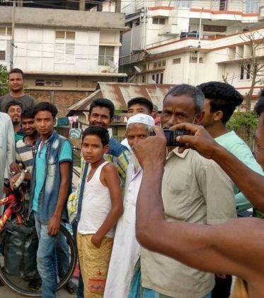 Elías Escribano llega a Bangladesh. Crónica de Perlé por el mundo 109