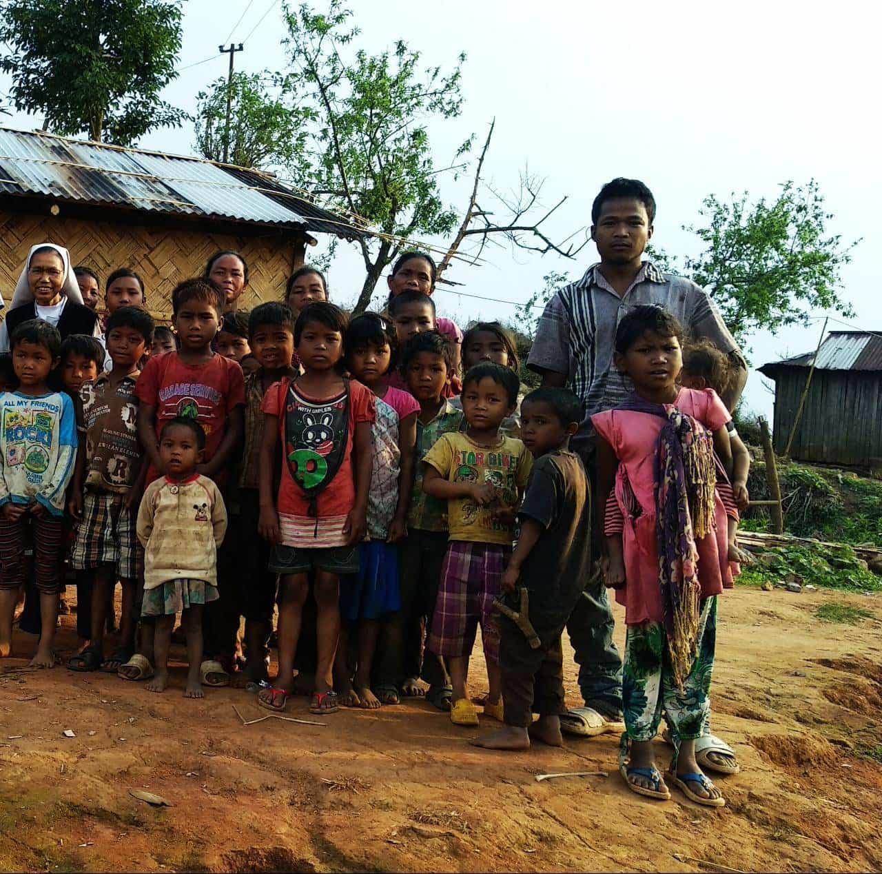Elías Escribano llega a Bangladesh. Crónica de Perlé por el mundo 46