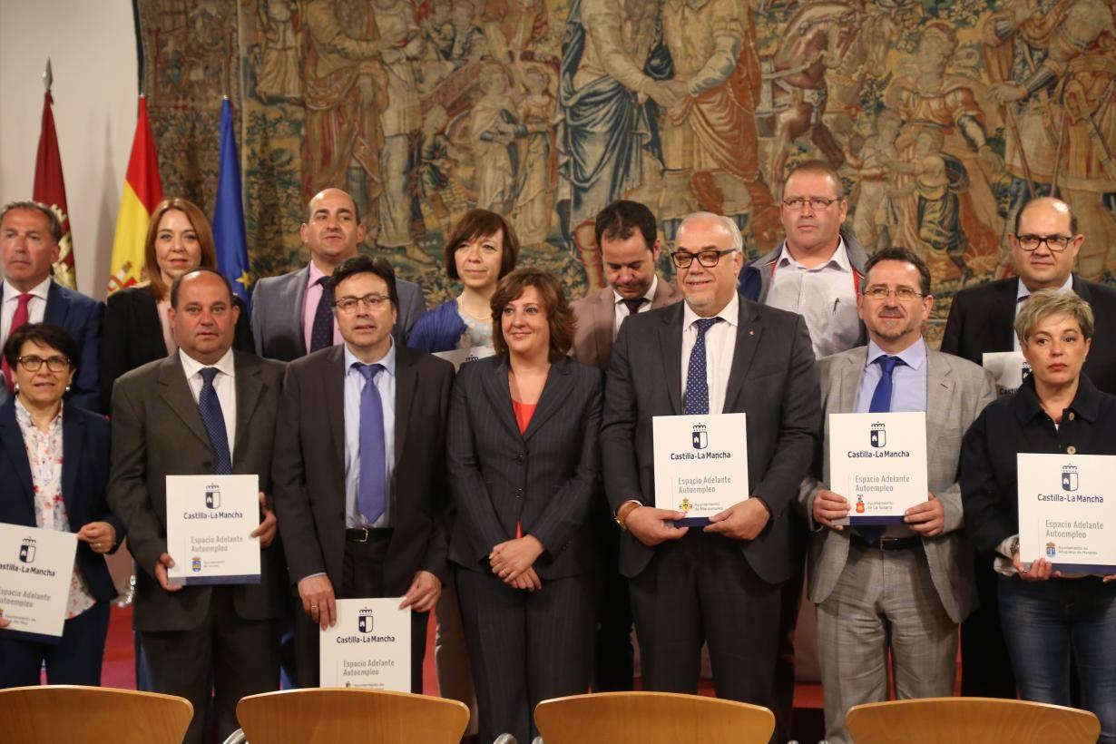 Herencia es uno de los 15 municipios de Castilla La Mancha donde se pondrá en marcha un Espacio Adelante Autoempleo - Herencia es uno de los 15 municipios de Castilla-La Mancha donde se pondrá en marcha un Espacio Adelante Autoempleo