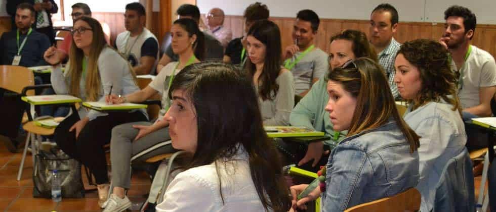 II Campus Jovenes Cooperativistas de CLM - Herencia estuvo presente en el II Campus Jóvenes Cooperativistas de Castilla-La Mancha