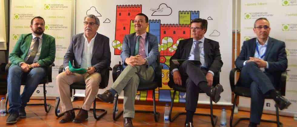 II Campus Jovenes Cooperativistas de CLM3 - Herencia estuvo presente en el II Campus Jóvenes Cooperativistas de Castilla-La Mancha
