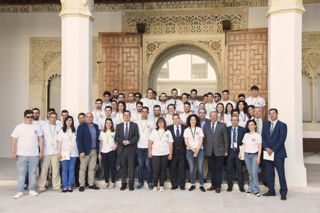 II Campus Jovenes Cooperativistas de CLM5 1068x712 - Herencia estuvo presente en el II Campus Jóvenes Cooperativistas de Castilla-La Mancha