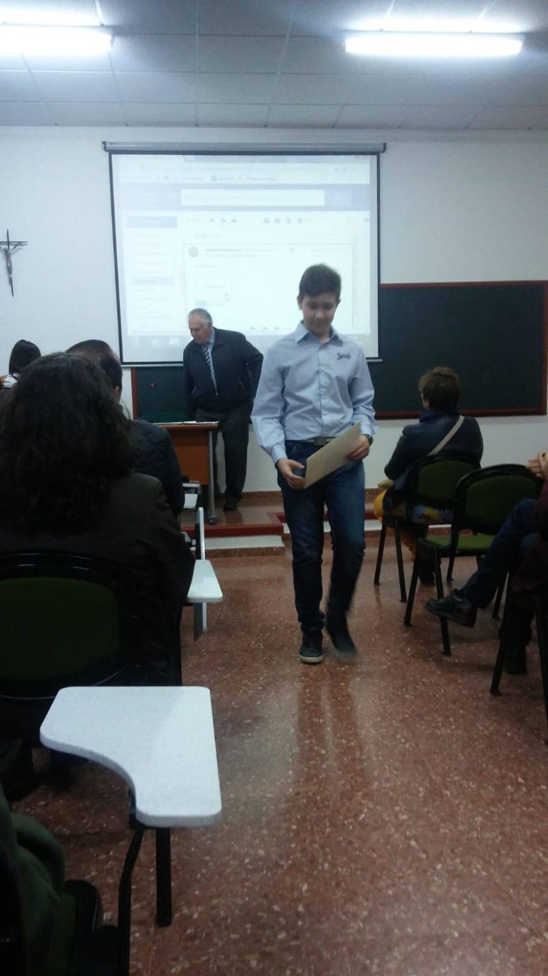Jóvenes de la parroquia de Herencia premiados por la asociación de Amigos del Seminario 10