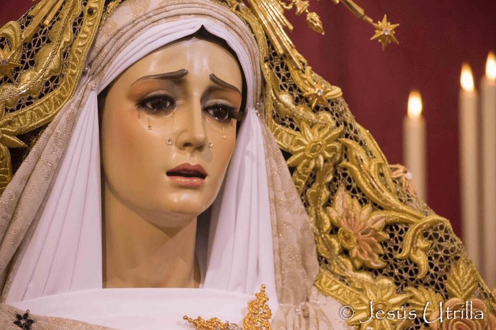 Función y besamanos en honor a la Virgen de la Soledad 5