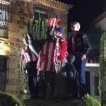 Los atléticos de Herencia celebran ser campeones de la Europa League 6