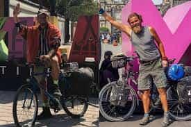 ciclistas - Perlé llegado a Dhaka vuela a Bangkok por su cumpleaños.
