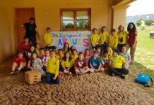 Alumnos del Carrasco Alcalde visitan el Parque Natural de Cabañeros