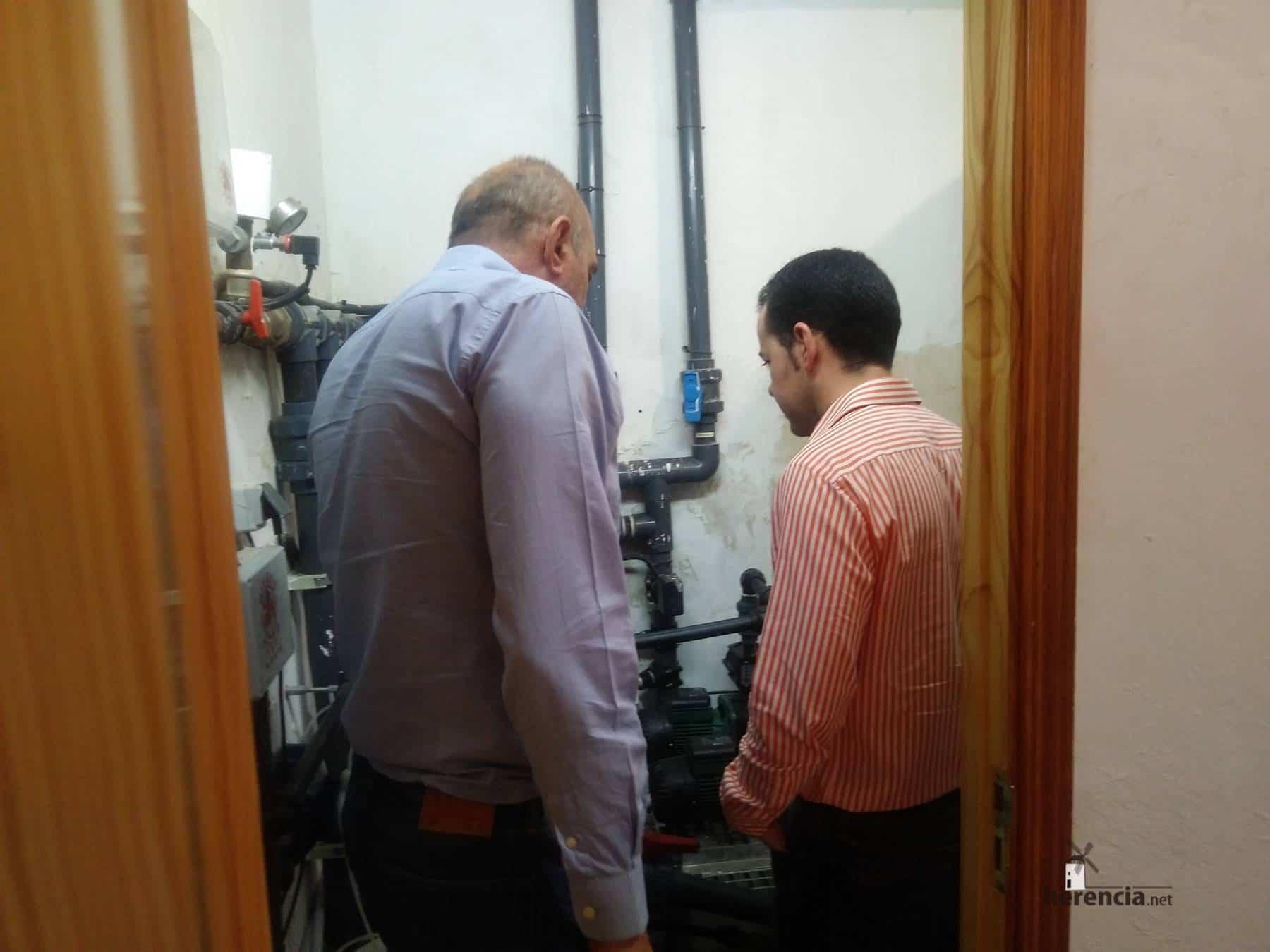 emaser herencia pedriza 3 - EMASER consiguen la eficiencia en la captación de La Pedriza mediante la ejecución de las mejoras