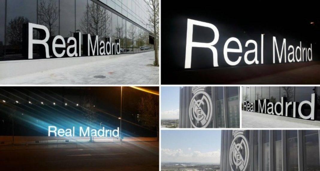 Tecnoseñal realiza la señalización exterior de la ciudad del Real Madrid C. F. 4